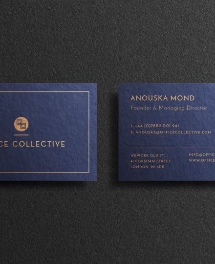 The Office Collective Business Cards