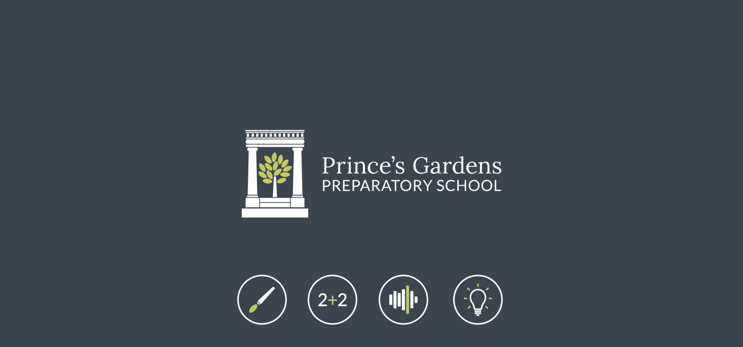 Princes Garden Prep Lockup horizontal